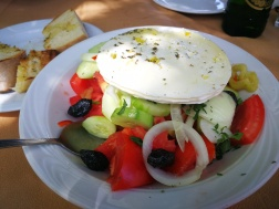 Najlepša grčka salata- najlepši sir