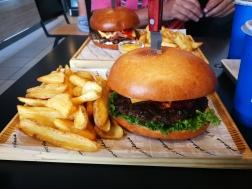 Burger ali pravi