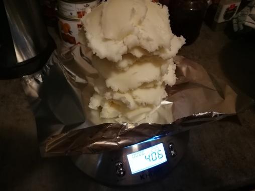 Mast, može i margarin