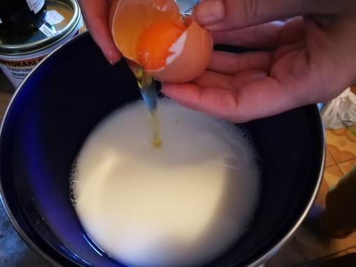 Dodati jedno jaje