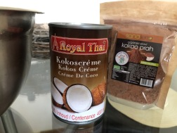 Kokos krem