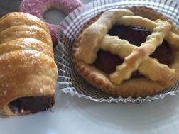 Pecivo iz lokalne i jedine pekarice