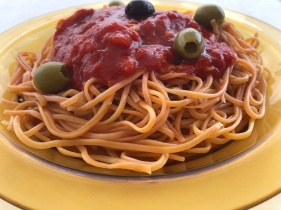 Paradajz špagete