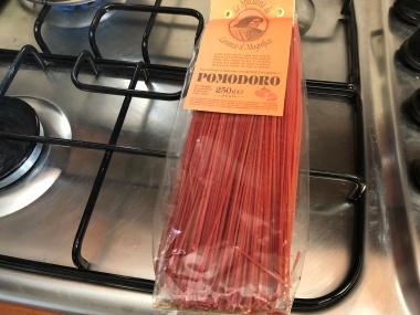 Paradajzične špagete