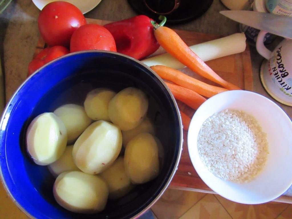 Potrebno povrće