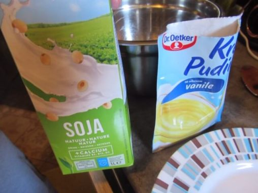 Koristila sam sojino mleko