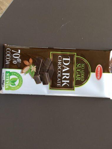 Čokolada bez šećera