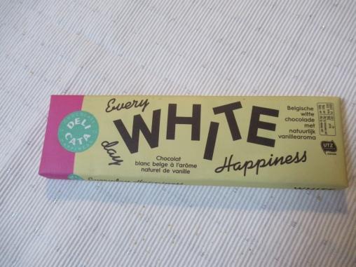 Bela čokolada bez glutena