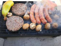 Šampinjoni obavezno na roštilj